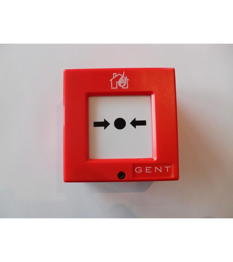 Gent Flush MCP 470 Ohms Glass