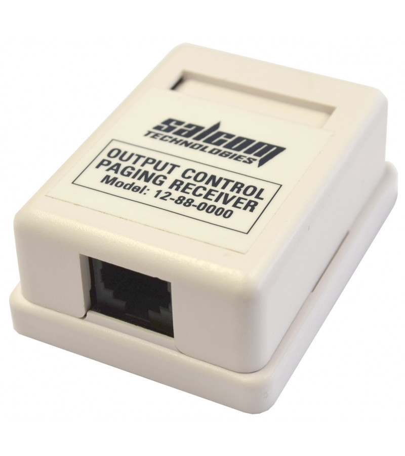 Output Control Paging Receiver c/w PSU