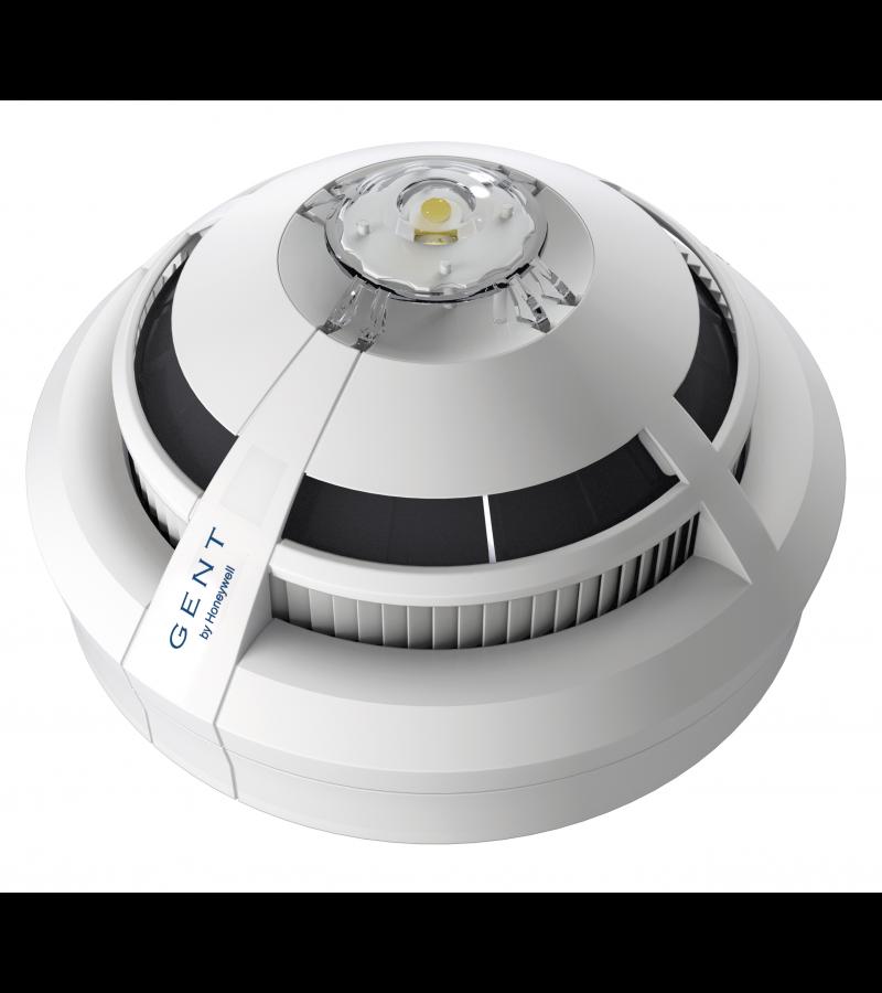 Gent S4 Dual Optical Heat Sensor Voice Sounder High Power Red VAD