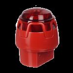 Sounder VAD-Rad Base-Red Flash & IP65 Base