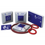 Emergency Assist Alarm Stand Alone kit
