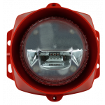 S3 EP (IP66) Red Voice Sounder High Power White VAD