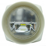 S3 White Body Sounder High Power White VAD