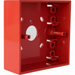 Single Terminal Surface Back Box
