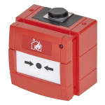 Addressable Waterproof Call Point with built in Isolator