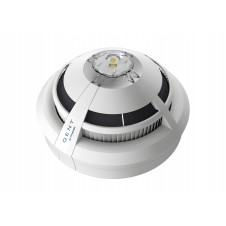 S4 Heat Sensor Voice Sounder High Power Red VAD