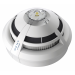 S4 Dual Optical Heat Sensor Voice Sounder Standard Power White VAD