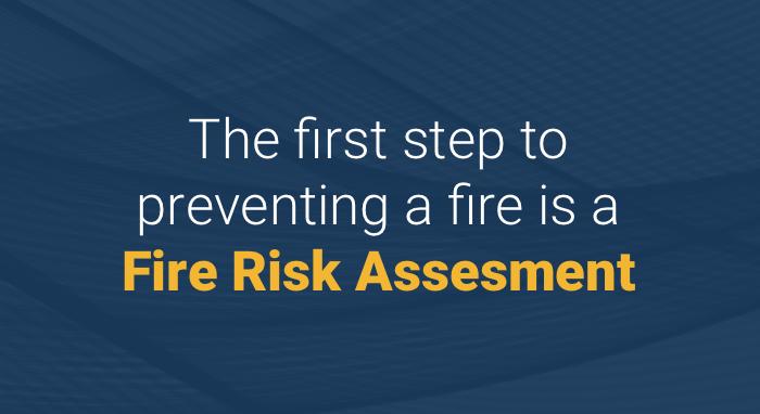 Fire Risk Assesment