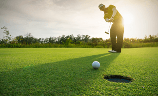 Eric Wright – Charity Golf Day